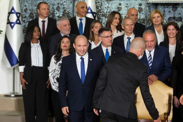 ISR: Naftali Bennett Becomes PM As Diverse Coalition Ends Netanyahu's Reign