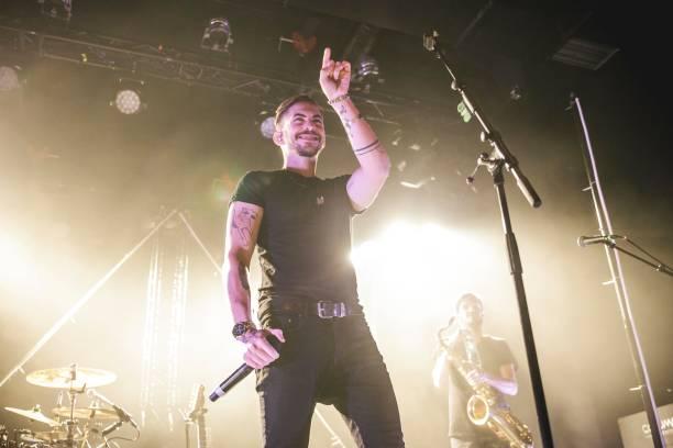 DEU: Dennis Lloyd Performs In Berlin
