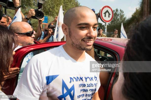 Israeli soldier Elor Azaria who was convicted of manslaughter and sentenced to 18 months imprisonment for killing a wounded and incapacitated...