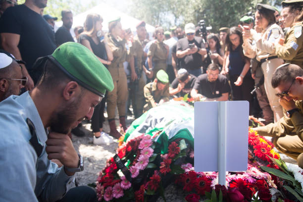 ISR: Funeral Held For Israeli Soldier Killed By Anti-Tank Missile