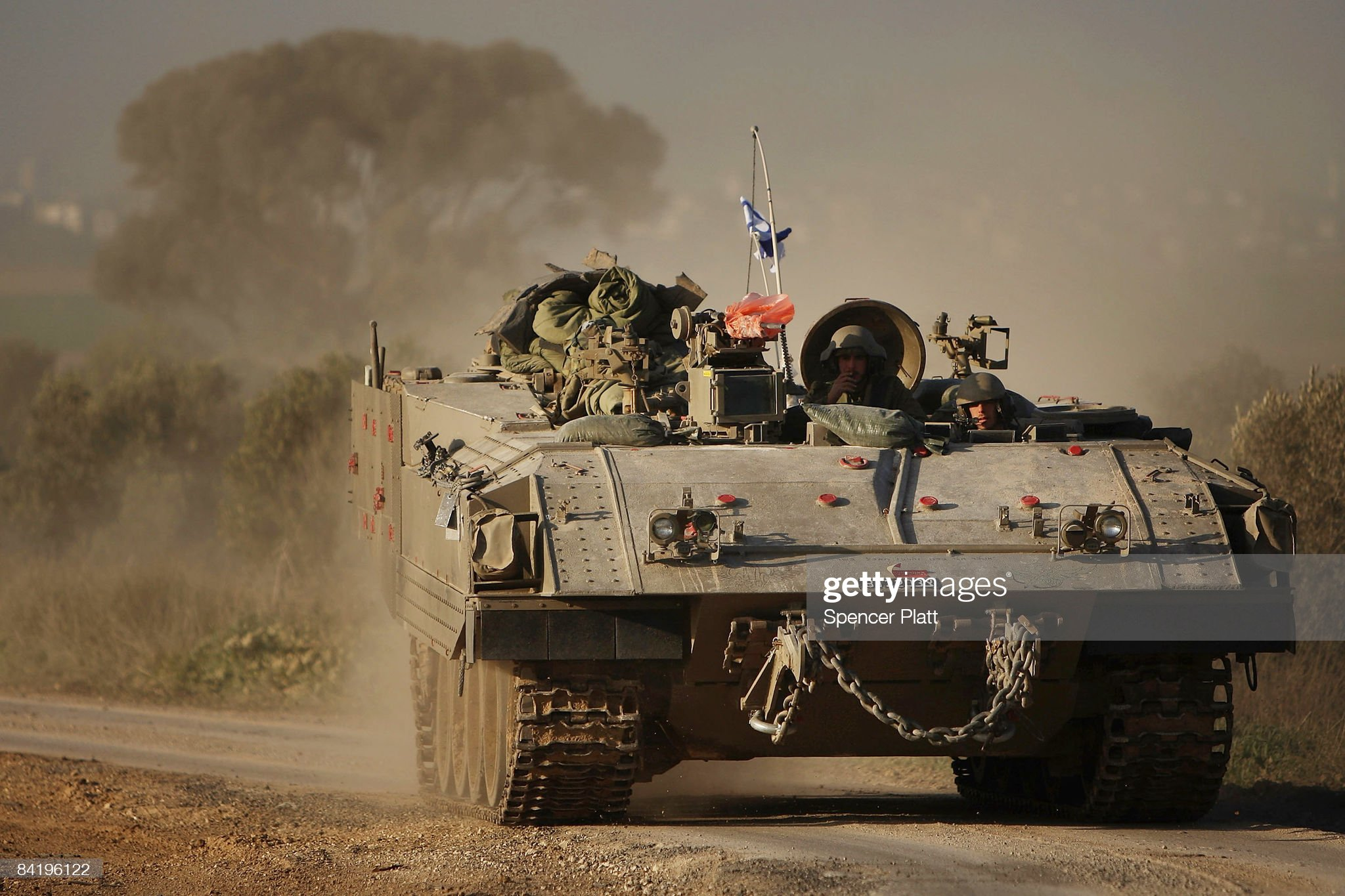 https://media.gettyimages.com/photos/israeli-soldiers-ride-in-their-armored-personnel-carrier-during-the-picture-id84196122?s=2048x2048