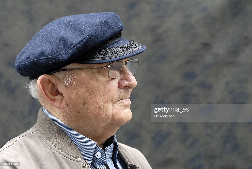 LYON, FRANCE - MAY 31. Israeli writer Aharon Appelfeld poses during a portrait session held on May 31 in Lyon, France.
