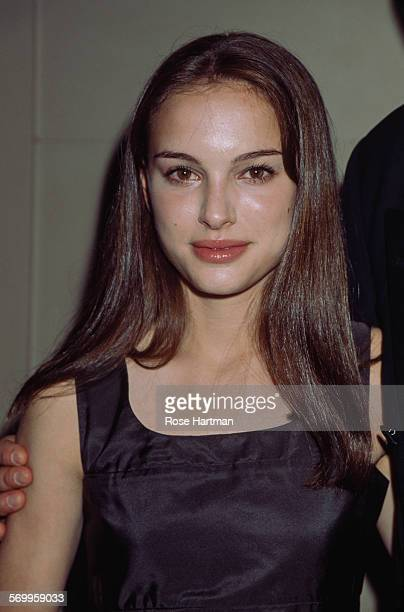 Israeli/American actress Natalie Portman attends the Audrey Hepburn 70th Birthday Tribute at Cipriani, New York City, USA, 1999.