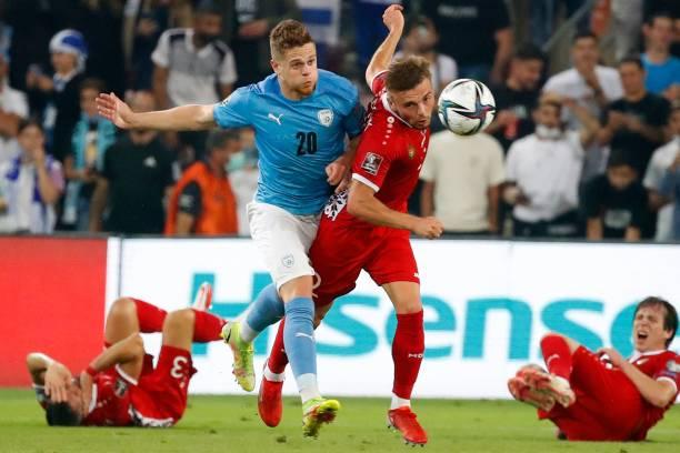 UNS: Israel v Moldova - 2022 FIFA World Cup Qualifier