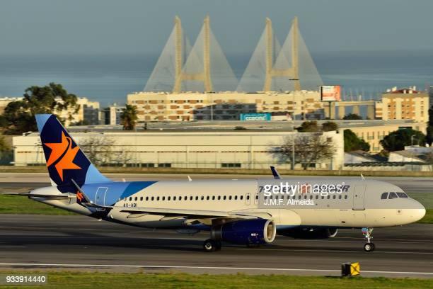 4X-ABI Israir Airlines Airbus A320-200