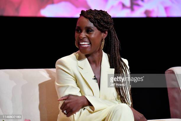 Issa Rae at the Insecure FYC at the Wolf Theater at Saban Media Center Television Academy on May 28 2019 in Los Angeles CA