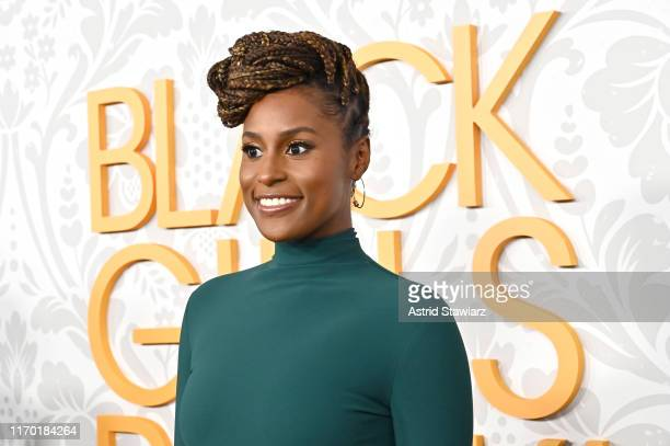 Issa Rae attends Black Girls Rock 2019 Hosted By Niecy Nash at NJPAC on August 25 2019 in Newark New Jersey