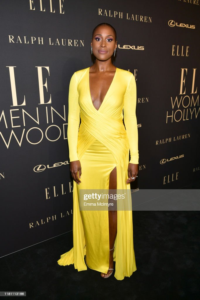 ELLE's 26th Annual Women In Hollywood Celebration Presented By Ralph Lauren And Lexus - Arrivals : News Photo