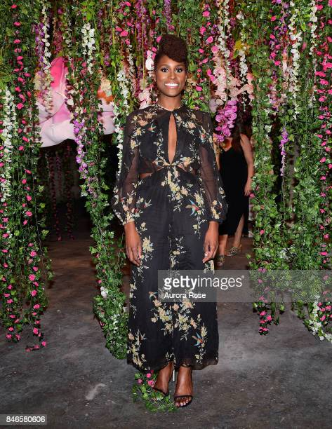 Issa Rae attends Refinery29's '29Rooms Turn It Into Art' at 106 Wythe Ave on September 7 2017 in New York City