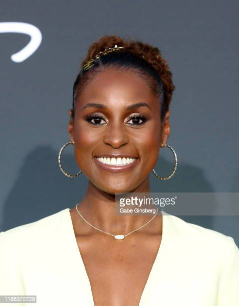 Issa Rae attends the 2019 Soul Train Awards at the Orleans Arena on November 17, 2019 in Las Vegas, Nevada.