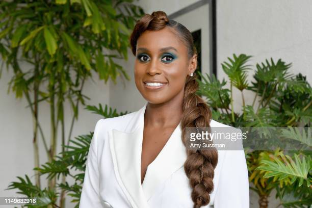 Issa Rae attends the 2019 Women In Film Annual Gala Presented by Max Mara with additional support from partners Delta Air Lines and Lexus at The...