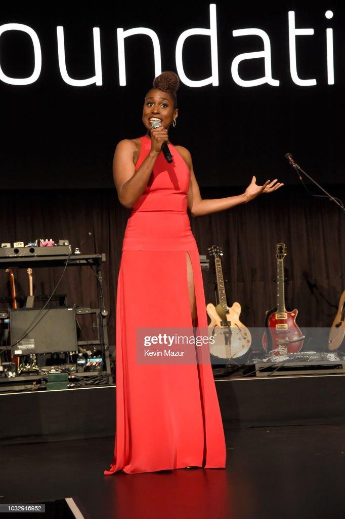 1ec95aae26c Rihanna's 4th Annual Diamond Ball Benefitting The Clara Lionel Foundation -  Inside : News Photo