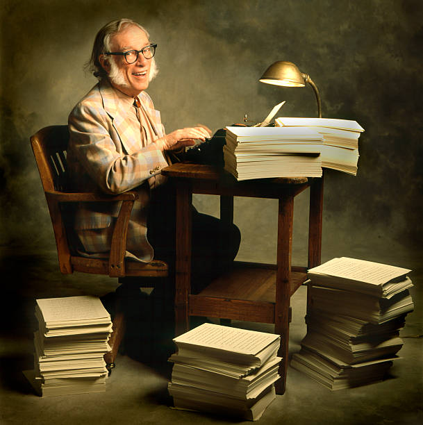 UNS: 2nd January 1920 - Birth Of Science Fiction Writer Isaac Asimov