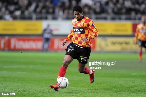 Issam JEMAA Amiens / Lens 30eme journee de Ligue 2 Stade de la Licorne Amiens