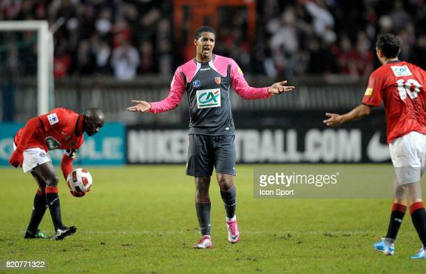 Issam JEMAA Paris Saint Germain / Lens 32e finale Coupe de France