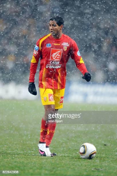 Issam JEMAA Lens / Marseille 16eme Finale Coupe de France 2009/2010