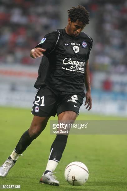 Issam JEMAA Nancy / Caen 2e journee Ligue 1