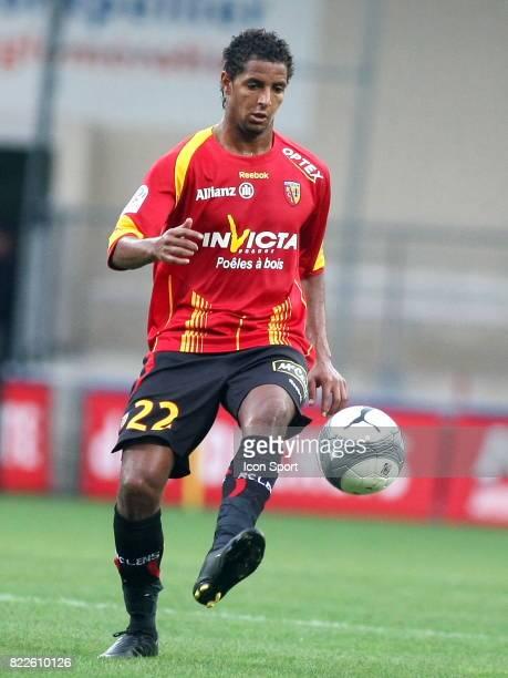 Issam JEMAA Montpellier / Lens 5eme journee de Ligue 1