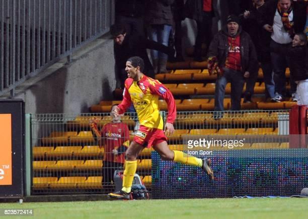 Issam JEMAA Lens / Saint Etienne 20eme journee de Ligue 1