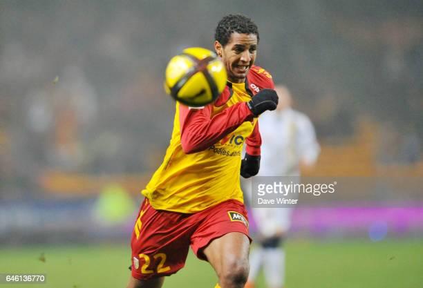 Issam JEMAA Lens / Sochaux 24e journee Ligue 1 Photo Dave Winter / Icon Sport