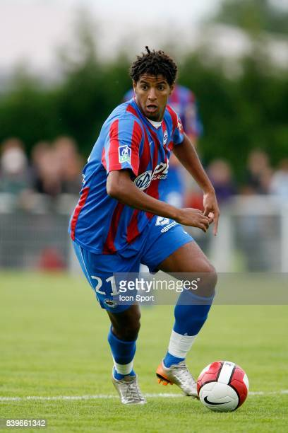 Issam JEMAA Caen / Lorient match amical