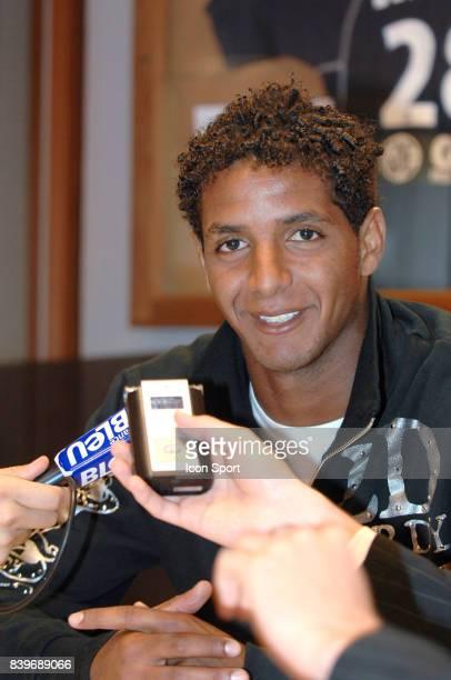 Issam JEMAA Presentation CAEN Football Ligue 1 2007/2008