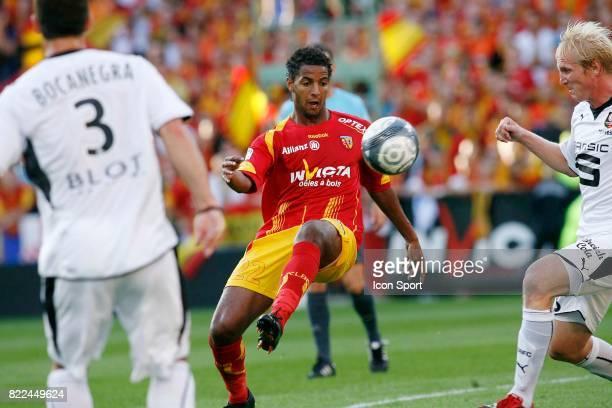 Issam JEMAA Lens / Rennes 5e journee Ligue 1