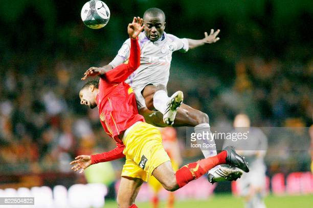 Issam JEMAA / Dany NOUNKEU Lens / Toulouse 10e journee Ligue 1