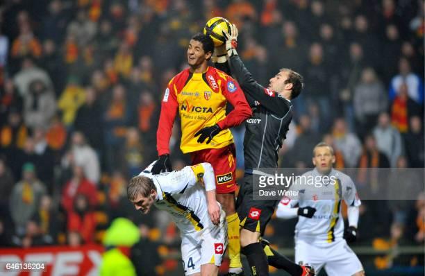 Issam JEMAA / Matthieu DREYER Lens / Sochaux 24e journee Ligue 1 Photo Dave Winter / Icon Sport