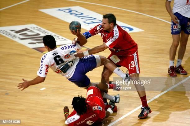 Issam TEJ Paris Handball / Selestat 26e Journee de division 1 Stade Pierre de Coubertin