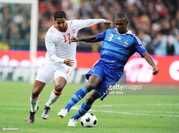 Issem JEMAA / Eric ABIDAL France / Tunisie Amical Stade de France