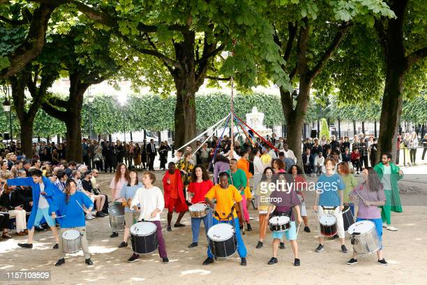 Runway - Paris Fashion Week - Menswear Spring/Summer 2020