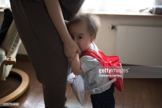 issho mochi - 1歳以上2歳未満 ストックフォトと画像