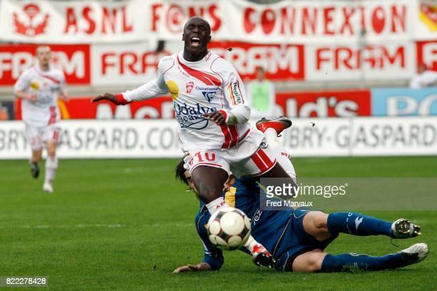 Issiar DIA Nancy / Valenciennes 31e journee Ligue 1