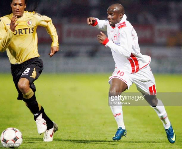 Issiar DIA Nancy / Feyenoord Rotterdam Coupe de l'UEFA