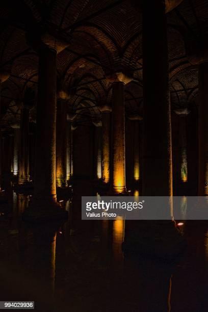 Istambul, Basilica Cistern of Constantinople