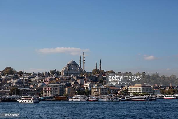 Istambul - Golden Horn