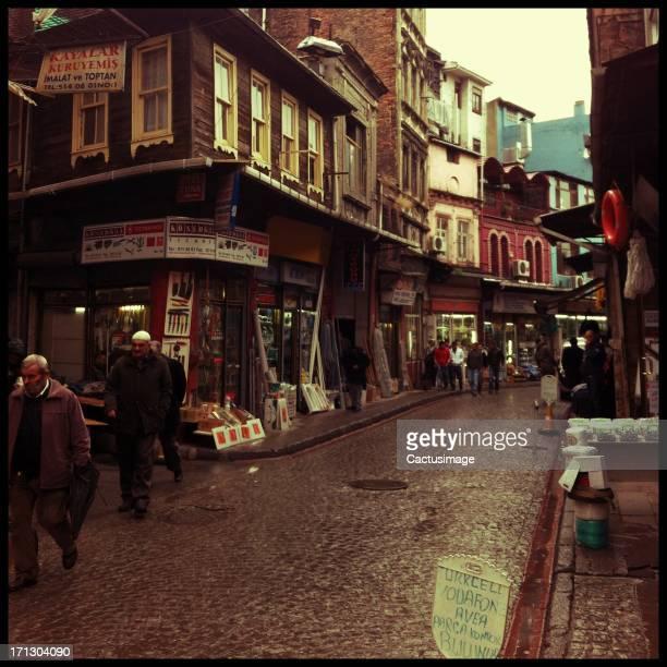 Calles Istambul