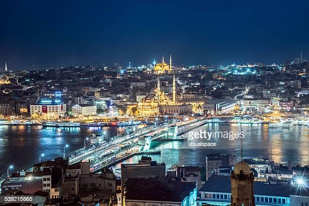 イスタンブールの夜