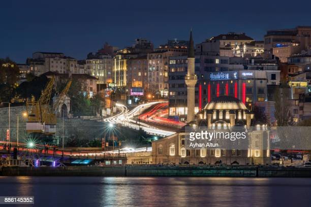 Istanbul at night,Turkey