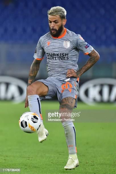 Istanbul Basaksehir football player Junior Caicara during the match Roma-Istanbul Basaksehir at the Olimpic stadium Rome , September 20th, 2019