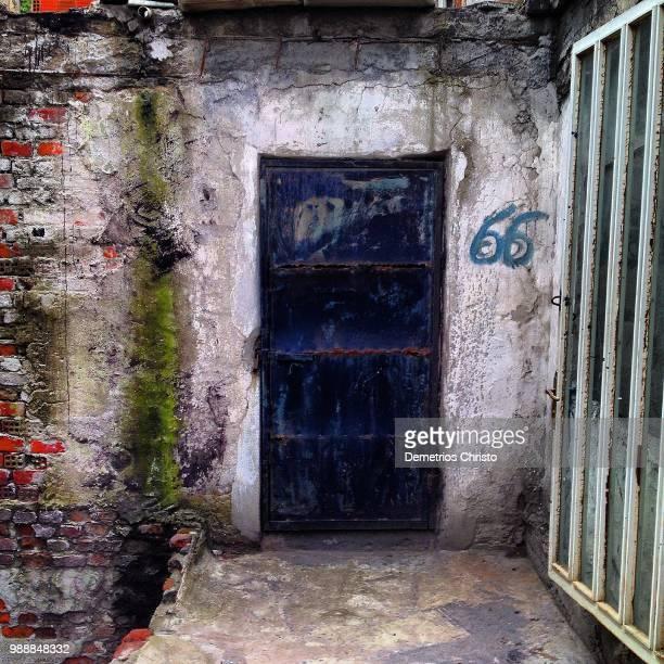 istanbul blue rust - rust colored - fotografias e filmes do acervo
