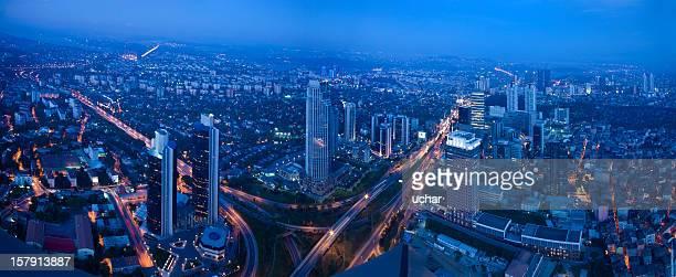 istanbul - contemporary istanbul foto e immagini stock