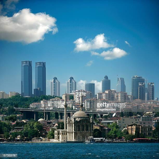 istanbul skylines