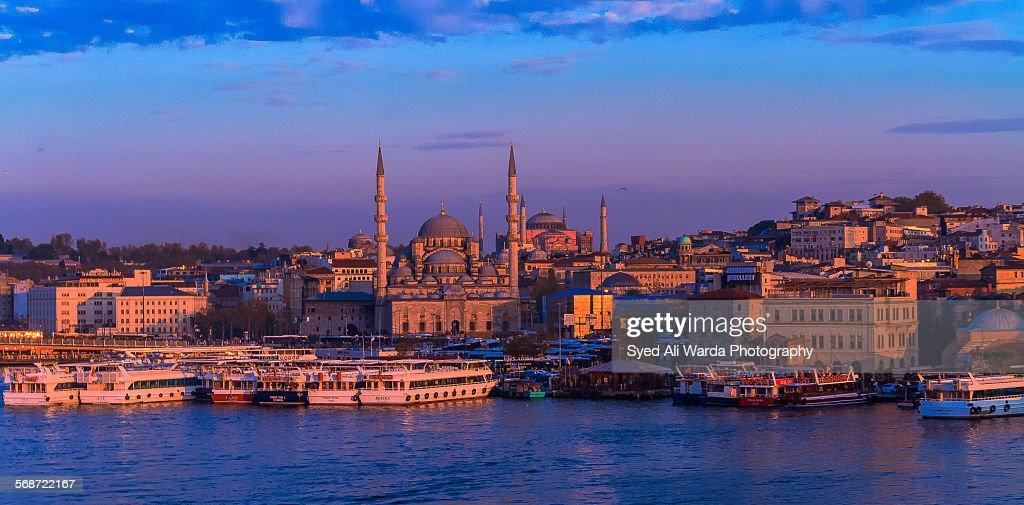 Istanbul Turkey : Stock Photo