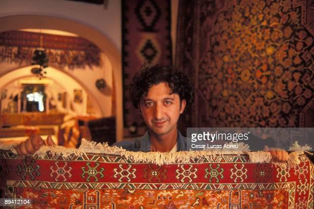 Istanbul Turkey Shop of carpets