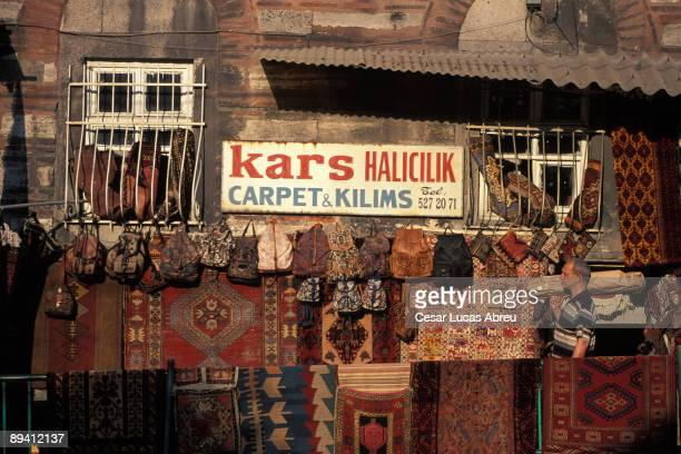 Istanbul Turkey Shop of carpets