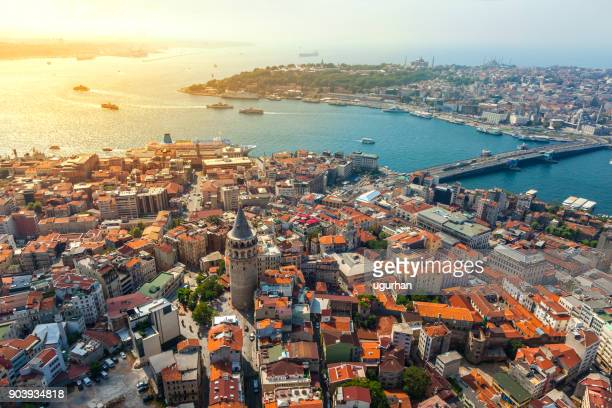 istanbul views - istanbul stock pictures, royalty-free photos & images