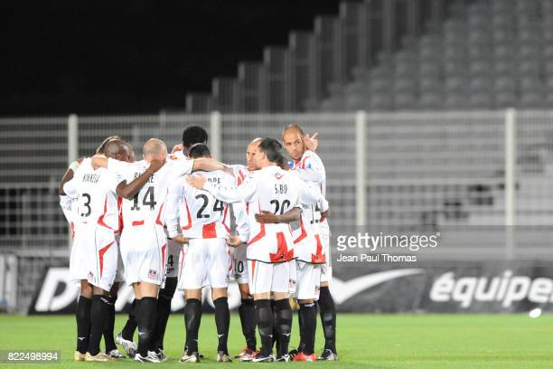 Istres / Ajaccio - 11eme journee de Ligue 2 - Stade Parsemain - Istres,