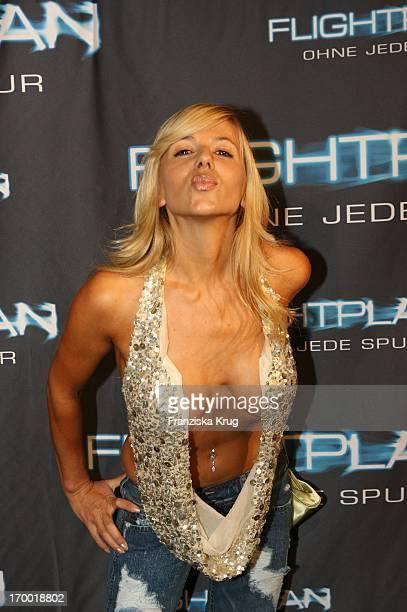 It Girl Davorka Tovilo at The Flight Plan Premiere In Delphi Film Palace in Berlin 121005
